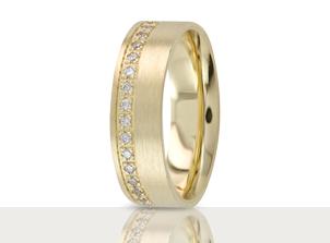Argollas de Matrimonio de Oro | Argollas | Amore Mio!