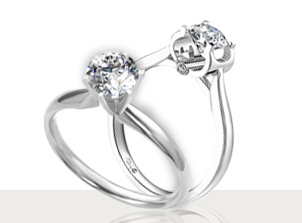 Anillos de Compromiso | Engagement Rings | Amore Mio!