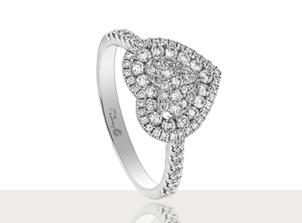 Anillos con Diamantes | Joyeria | Amore Mio!