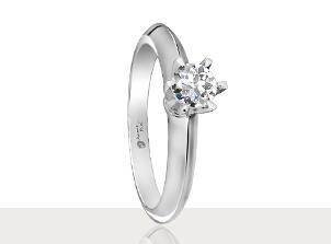 Anillos de compromiso | Diamante | Amore Mio!