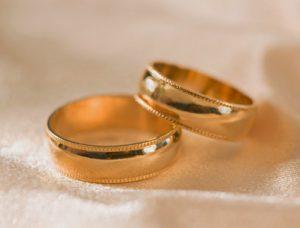 Argollas y anillos de matrimonio: Sólidos votos de amor