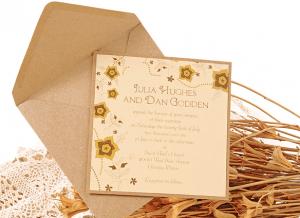 ¡Ideas para una invitación de bodas genial!