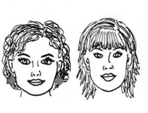 Qué aretes usar según la cara: Consejos de estilo