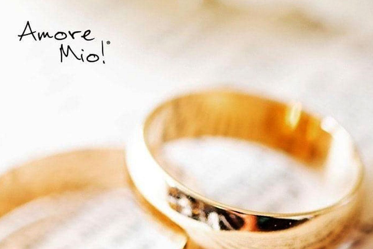 Argollas de matrimonio diferentes