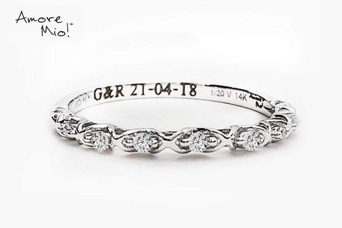 Tipos de anillos en Amore Mío!