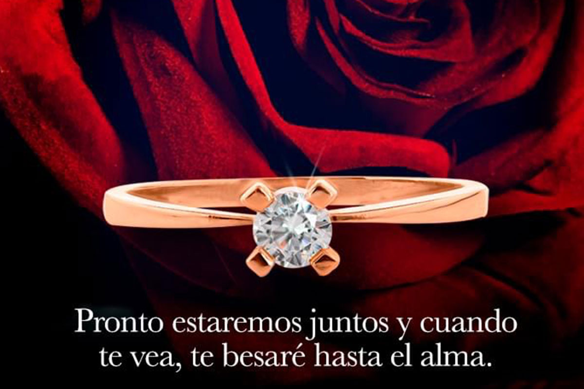 La diferencia entre anillo de compromiso y promesa