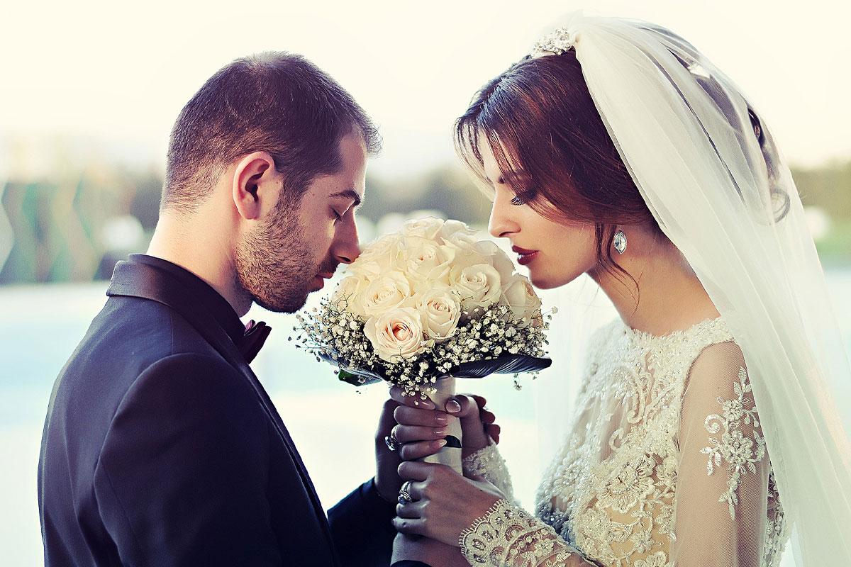 Tendencias en argollas de matrimonio.