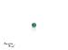 Emerald corte Round de 1.5 mm