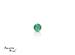 Emerald corte Round de 2.5 mm