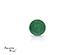 Emerald corte Round de 5 mm