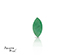 Emerald corte Martquise de 6X3 mm