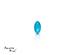 Turquoise corte Marquise de 4X2 mm