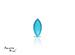 Turquoise corte Marquise de 6X3 mm