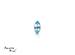 Zafiro corte Marquise  de 4X2 mm