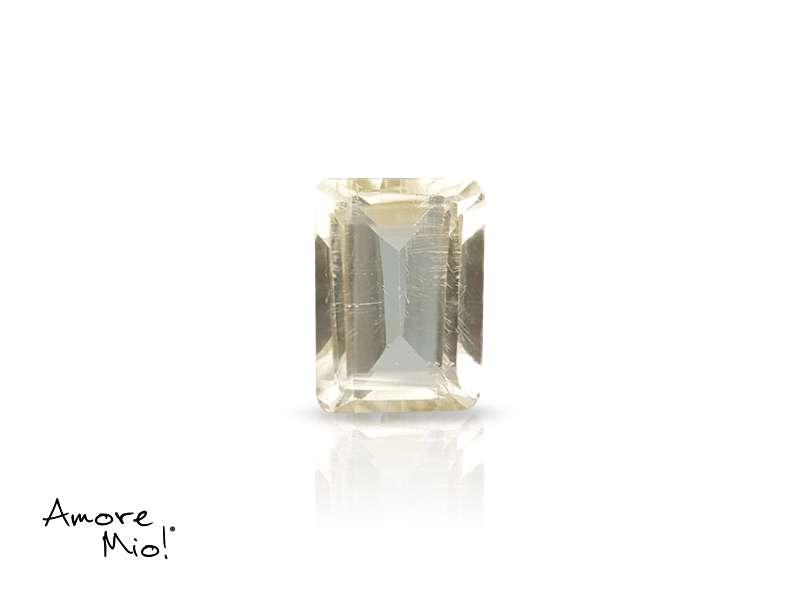 Citrina corte Octagonal de 7X5 mm
