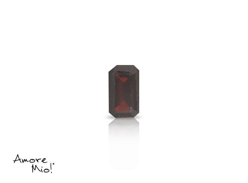 Granate corte Octagonal de 5X3 mm