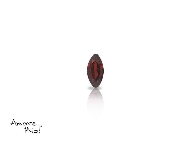 Granate corte Marquise de 4X2 mm
