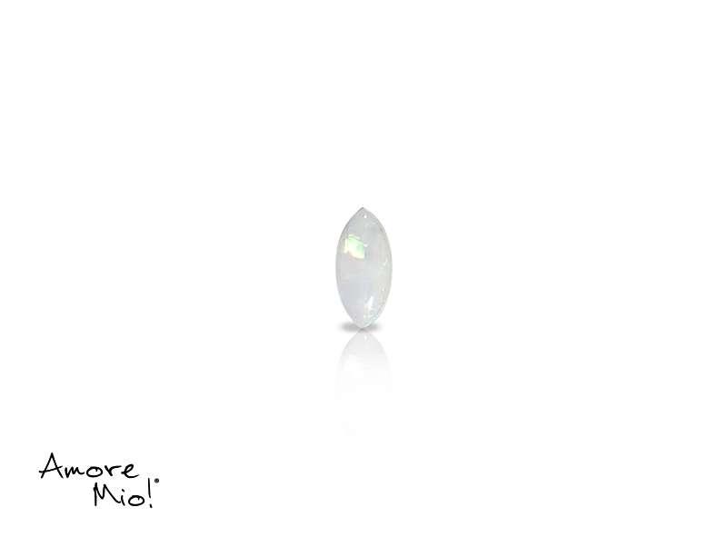 Opalo corte Marquise de 4X2 mm
