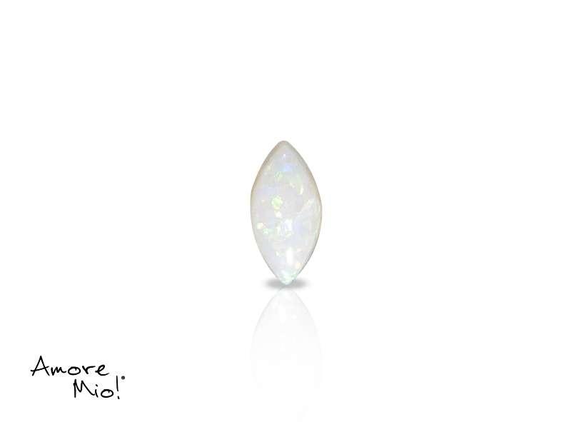 Opalo corte Marquise de 6X3 mm