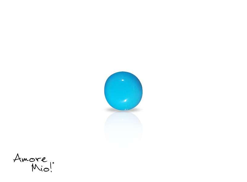 Turquoise corte Cabachon de 4X4 mm