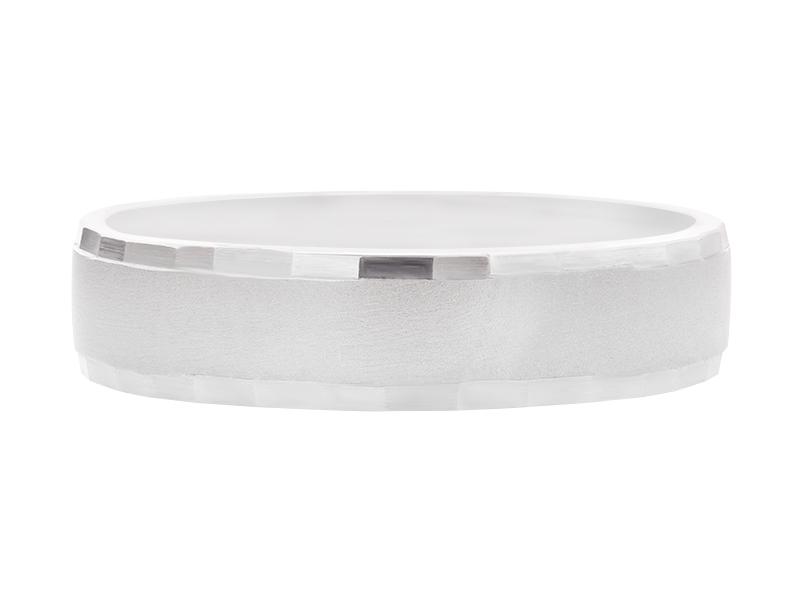 Argolla de matrimonio unisex de 4mm Comfort (precio unitario)