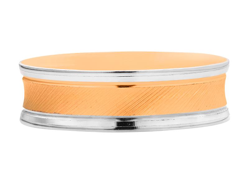 Argolla de matrimonio unisex de 6mm Comfort (precio unitario)