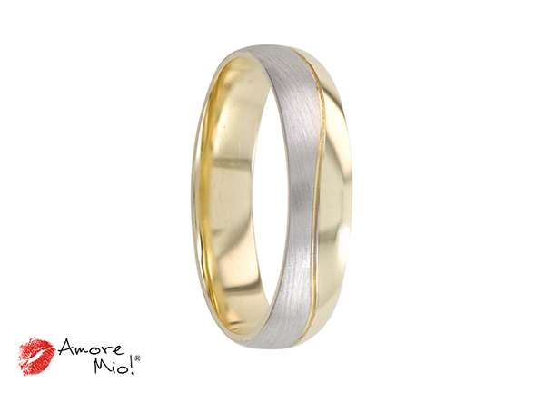Argolla de matrimonio unisex,  (precio unitario)