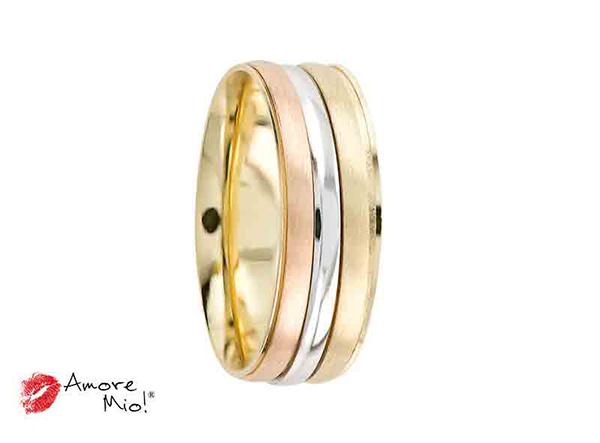 Argolla de matrimonio unisex (precio unitario)