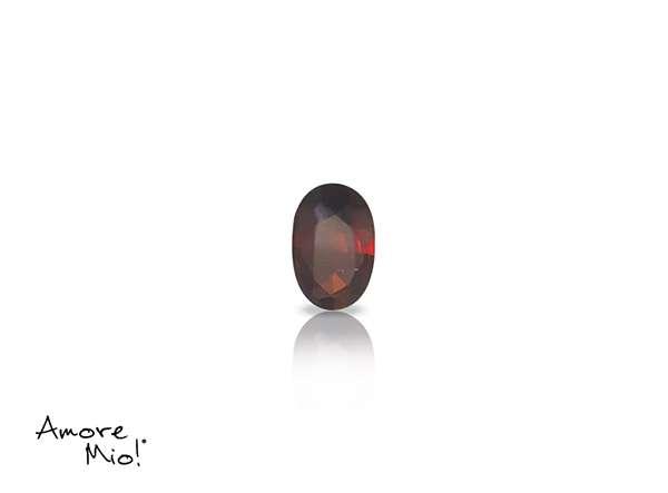 Granate corte Oval de 5X3 mm