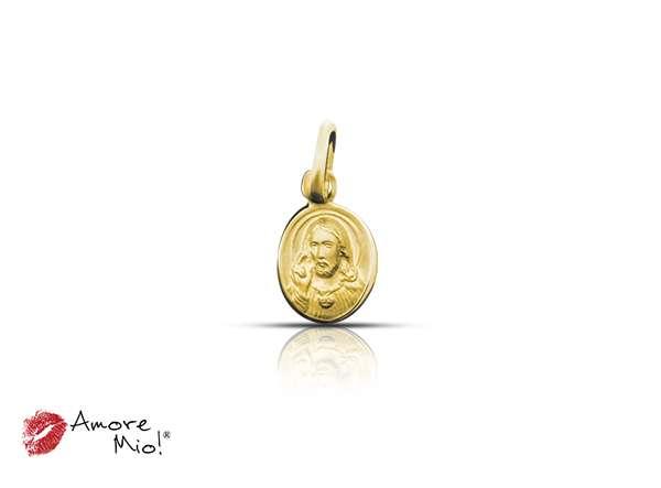 Dije De Oro Amarillo De 14k