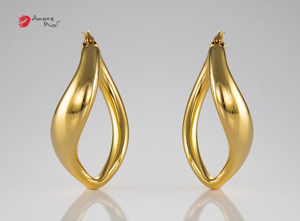 Aretes de oro