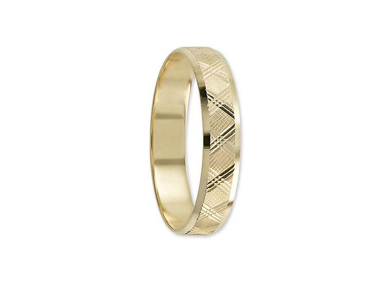 Unisex Wedding Band (Unitary Price)