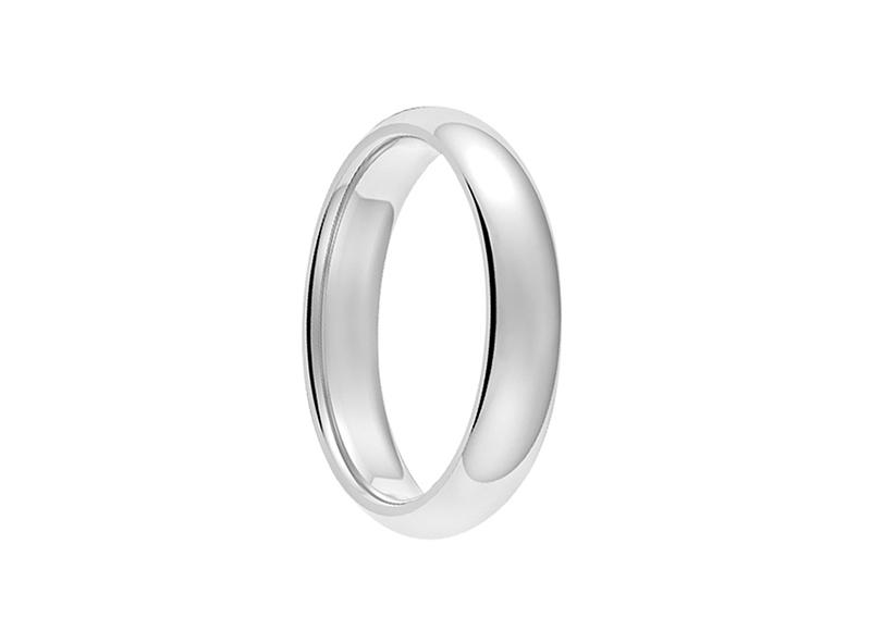 Argolla De Matrimonio Unisex Confort (Precio Unitario)
