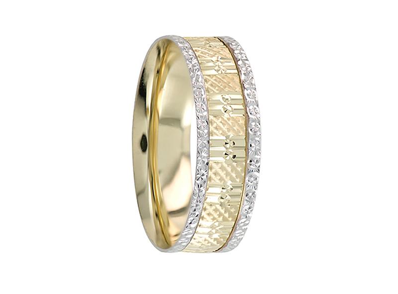 Argolla de matrimonio unisex, confort (precio unitario)
