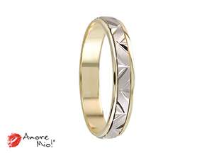 Unisex wedding band, rotating (unitary price)